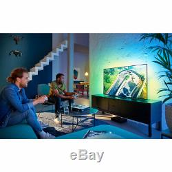 Philips TPVision 55OLED754 55 Inch TV Smart 4K Ultra HD Ambilight OLED Freeview