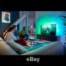 Philips TPVision 65OLED754 65 Inch TV Smart 4K Ultra HD Ambilight OLED Freeview