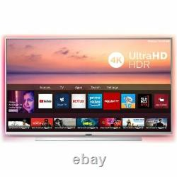 Philips TPVision 65PUS6814 65 Inch TV Smart 4K Ultra HD Ambilight LED Freeview