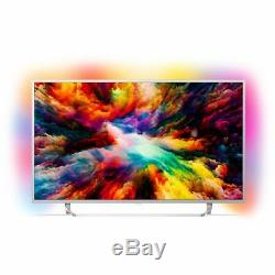 Philips TV 43PUS7383/12 7300 43 Inch 4K Ultra HD A Smart LED TV 4 HDMI