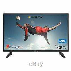 Polaroid P50UP2038A 50 Inch SMART 4K Ultra HD HDR LED TV Freeview Play C Grade