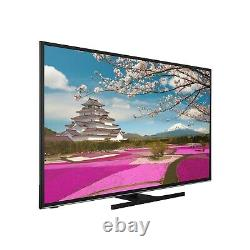 Refurbished Hitachi 58 Inch 4K Ultra HD with HDR LED Freeview Play Smart TV