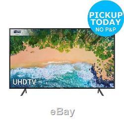 Samsung 40NU7120 40 Inch 4K Ultra HD HDR Smart WiFi LED TV Black