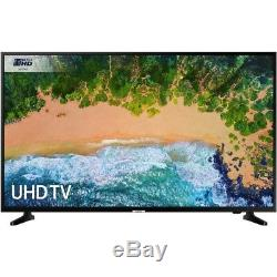 Samsung 43 Inch Flat Smart TV 4K Ultra HD LED Large Television Freeview HD Wifi