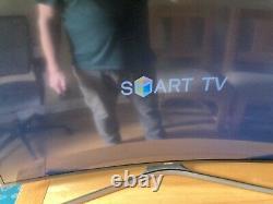 Samsung 48inch Curved 4K Ultra HD Smart TV