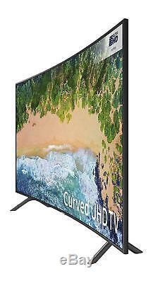 Samsung 49 Inch Curved Smart TV 4K Ultra HD LED Large Television Black HDR Wifi