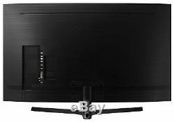 Samsung 49NU7500 49 Inch 4K Ultra HD Curved HDR Smart WiFi LED TV Black