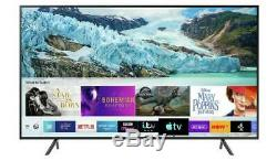 Samsung 50 Inch Smart TV 4K Ultra HD Large Television Freeview Flat Screen UHD
