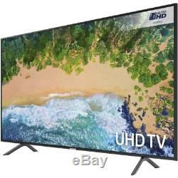 Samsung 55 Inch Smart TV 4K Ultra HD Large Television Freeview Flat Screen UHD