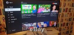 Samsung 55 inch curved smart TV 4k Ultra HD