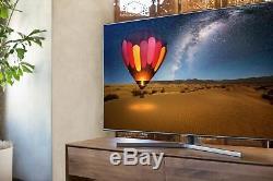 Samsung 55NU7400 55 Inch 4K Ultra HD HDR Smart WiFi LED TV Black