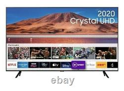 Samsung 75 inch smart 4K Ultra HD HDR LED TV and 200cm Modern TV Stand