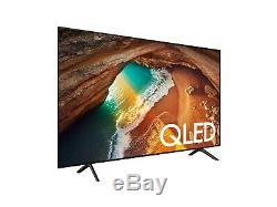 Samsung Q60R (55 inch) Ultra HD 4K HDR Smart QLED Television (Black)