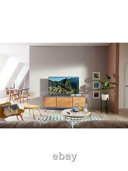 Samsung QE43Q65T (2020) QLED HDR 4K Ultra HD Smart TV, 43 inch with TVPlus, Blac
