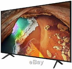 Samsung QE49Q60RATXXU 49 Inch 4K Ultra HD HDR Smart WiFi QLED TV Black