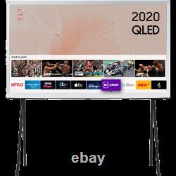 Samsung QE55LS01TA The Serif 55 Inch Smart 4K Ultra HD QLED Freeview HD and