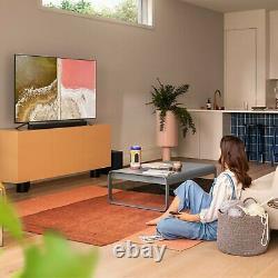 Samsung QE55Q60T 55 Inch 4K Ultra HD HDR Smart WiFi QLED TV Black