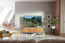 Samsung QE55Q80TATXXU 55 Inch 4K Ultra HD Smart WiFi QLED TV Black