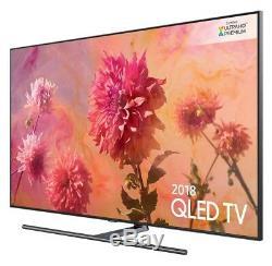 Samsung QE55Q9FN 55 Inch SMART 4K Ultra HD HDR QLED TV TVPlus USB Record