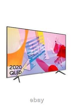 Samsung QE65Q65T (2020) QLED HDR 4K Ultra HD Smart TV, 65 inch with TVPlus, New