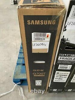 Samsung QE65Q700TA Q700 65 Inch TV Smart 8K Ultra HD QLED #LF26084