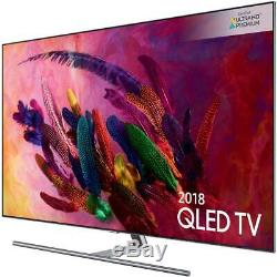 Samsung QE65Q7FNAT (2018) 65 Inch Ultra HD 4K Smart Quantum Dot TV Grade A