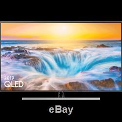 Samsung QE65Q85RA 65 Inch Smart 4K Ultra HD QLED Freeview HD and Freesat HD 4