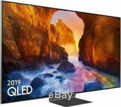 Samsung QE65Q90RAT 65 Inch QLED 4K Ultra HD HDR Smart TV with Bixby Black NEW