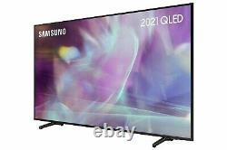 Samsung QE75Q60A 75 Inch 4K Ultra HD Smart WiFi QLED TV