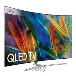 Samsung QE75Q8CAM 75 Inch Ultra HD 4K Smart Quantum Dot Curved LED TV