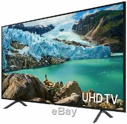 Samsung UE43RU7100KXXU 43 Inch 4K Ultra HD HDR Smart WiFi LED TV Black