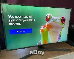 Samsung UE43RU7400UXXU 43 Inch Smart 4K Ultra HD HDR LED TV Freesat HD A Grade