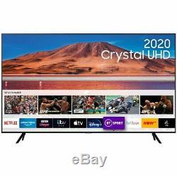 Samsung UE43TU7000 43 Inch TV Smart 4K Ultra HD LED Freeview HD 2 HDMI