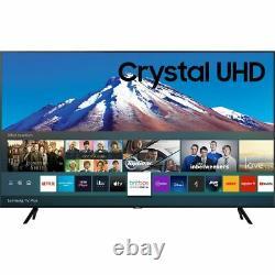 Samsung UE43TU7020 43 Inch TV Smart 4K Ultra HD LED Freeview HD 2 HDMI