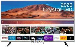 Samsung UE43TU7100 43 Inch TV Smart 4K Ultra HD LED Freeview HD 2 HDMI