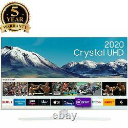Samsung UE43TU8510UXXU 43 Inch 4K Ultra HD Smart TV Netflix gift xmas crystal UK