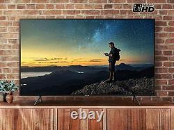 Samsung UE49NU7100 49-Inch 4K Ultra HD Certified HDR Smart TV Black