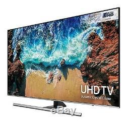 Samsung UE49NU8000TXXU 49 Inch SMART 4K Ultra HD HDR LED TV TVPlus Freesat HD