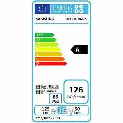 Samsung UE50TU7020 50 Inch 4K Ultra HD HDR Smart WiFi LED TV