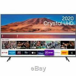Samsung UE50TU7100 50 Inch TV Smart 4K Ultra HD LED Freeview HD 2 HDMI