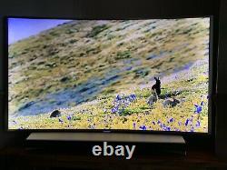 Samsung UE55JS9000 55 Inch Smart 4K Ultra HD Curved LED TV UE55JS9000TXXU