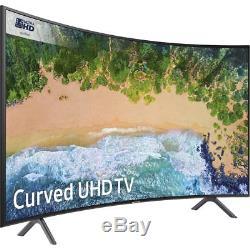 Samsung UE55NU7300 NU7000 55 Inch Curved 4K Ultra HD Certified Smart LED TV 3