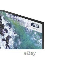 Samsung UE55NU7400 55 Inch 4K Ultra HD Smart LED TV in Black with 3x HDMI