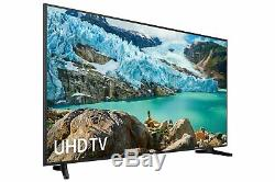 Samsung UE55RU7020 55 Inch 4K Ultra HD HDR Smart WiFi LED TV Black