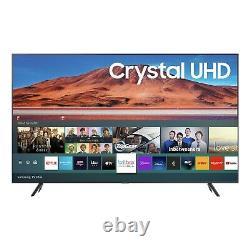 Samsung UE55TU7100 (2020) HDR 4K Ultra HD Smart TV, 55 inch with TVPlus