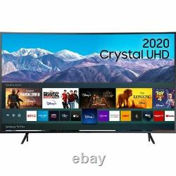 Samsung UE55TU8300 55 Inch TV Curved Smart 4K Ultra HD LED Freeview HD 3 HDMI