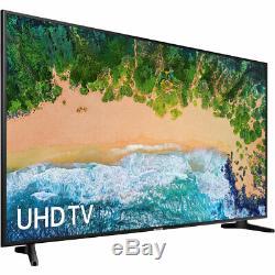 Samsung UE65NU7020 65 Inch TV Smart 4K Ultra HD LED Freeview HD 2 HDMI