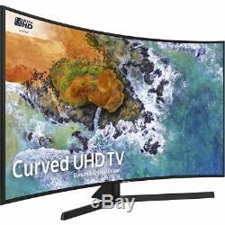 Samsung UE65NU7500 NU7500 65 Inch Curved 4K Ultra HD A Smart LED TV 3 HDMI