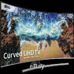 Samsung UE65NU8500 NU8500 65 Inch Curved 4K Ultra HD A Smart LED TV 4 HDMI