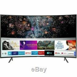 Samsung UE65RU7300 RU7300 65 Inch TV Curved Smart 4K Ultra HD LED Freeview HD 3